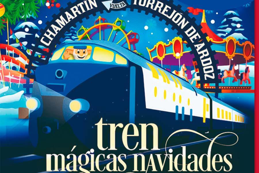 Tren de las Navidades Mágicas