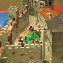 Exposición 'I Love Lego' en Madrid