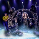 Espectáculo del Festival Internacional de Magia de Madrid