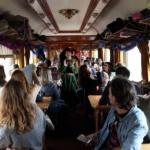 Cómo montar en el tren de la Navidad de Madrid: horarios, precios y trayecto