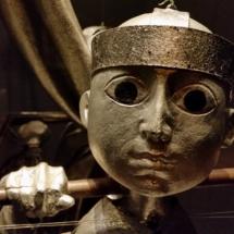detalle de marioneta