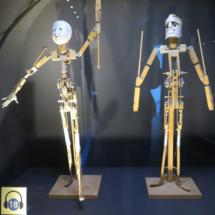 estructuras de marionetas