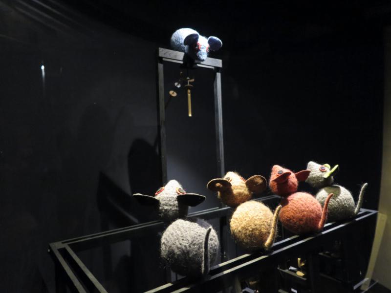 Los ratones de lana