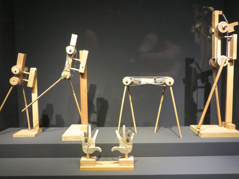 Mecanismos de títeres