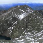 Coma Pedrosa es el pico más alto del Principado de Andorra