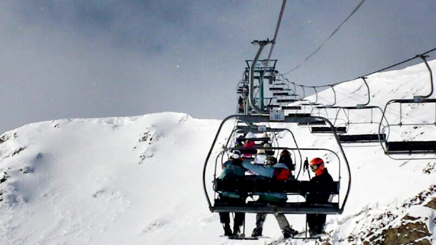 Cómo Es Esquiar En Grand Valira Andorra Con Los Niños