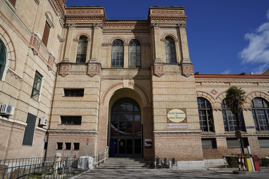Museo de Ciencias Naturales de Madrid