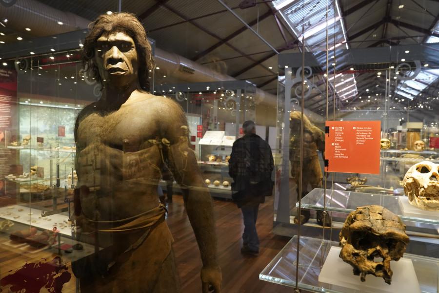 Hombres primitivos