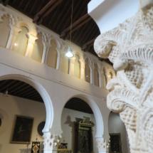 sinagoga mayor judería segovia