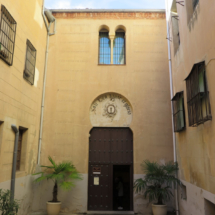 sinagoga mayor judería segovia 3