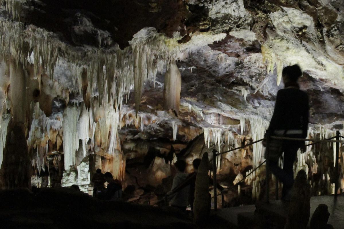 Consejos para disfrutar de tu visita a las Cuevas del Águila con peques