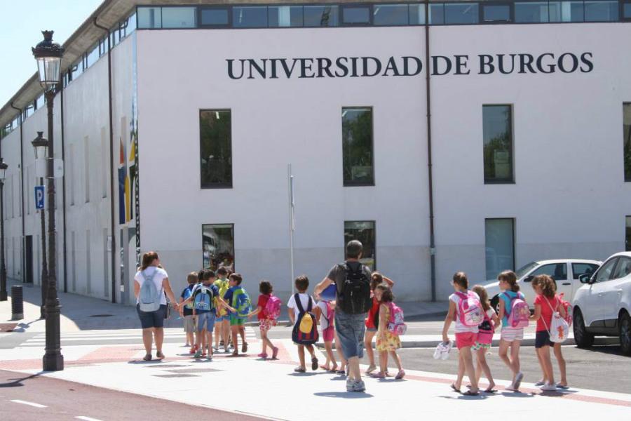 Campamentos Universidad de Burgos