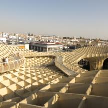 Estructura de las Setas de Sevilla