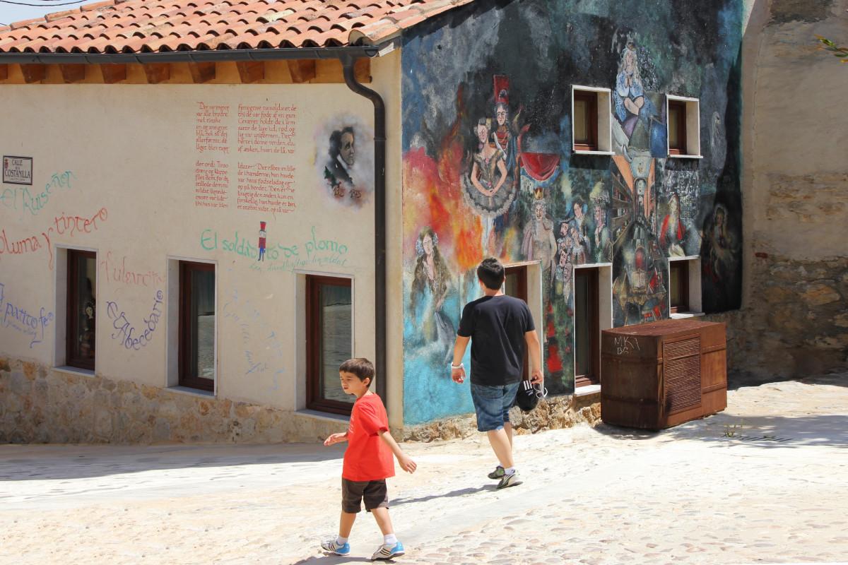 Os contamos nuestra visita a Urueña, la Villa del Libro en la provincia de Valladolid
