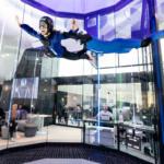 Cómo volar en un túnel de viento con niños: ¿se puede?