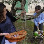 Cómo organizar la búsqueda de los huevos de Pascua