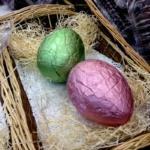 Huevos y monas de Pascua
