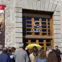 Puerta de la Carnicería y oficina de turismo