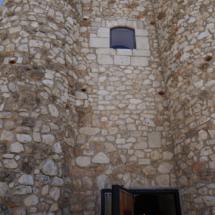 Antigua puerta del castillo