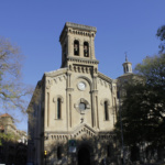 ¿Hay alguna iglesia dedicada a San Fermín en Pamplona?
