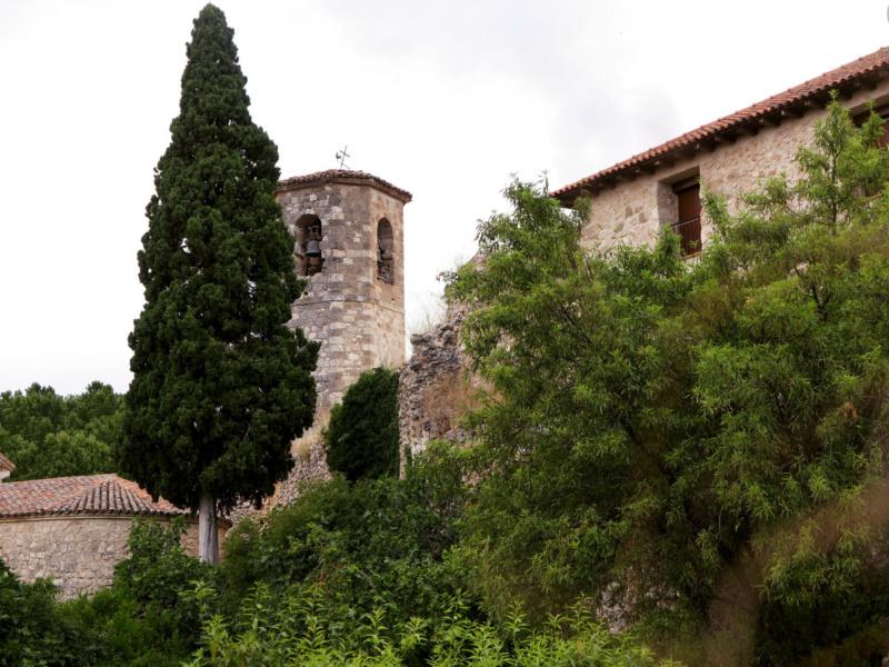 Campanario de Brihuega, en la provincia de Guadalajara