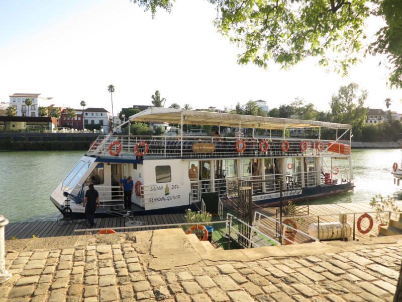 Embarcadero del Guadalquivir