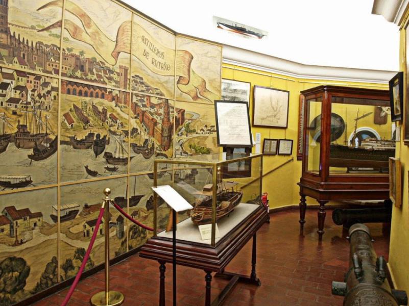 Museo Naval de la Torre del Oro