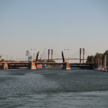 Viaje en barco por el Guadalquivir