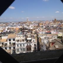 Vistas desde la Giralda