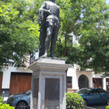 Estatua a Don Juan Tenorio