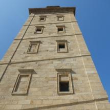 Torre de Hércules, en A Coruña