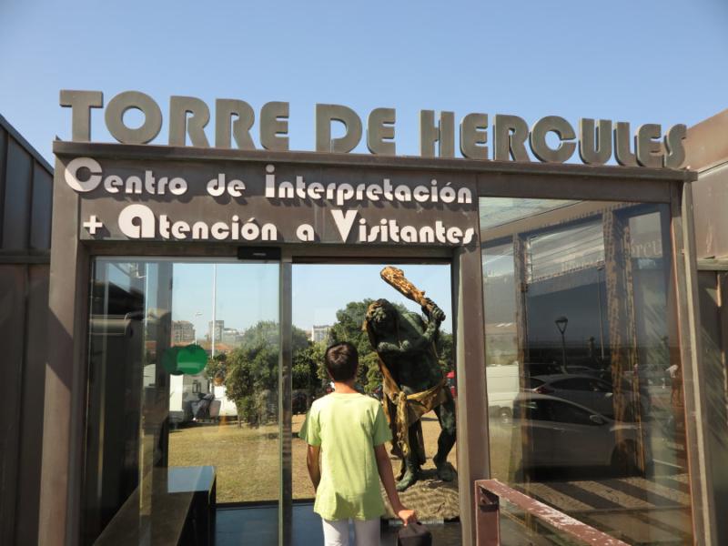 Centro de interpretación de la Torre de Hércules
