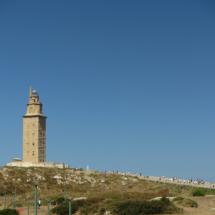Torre Hércules coruña