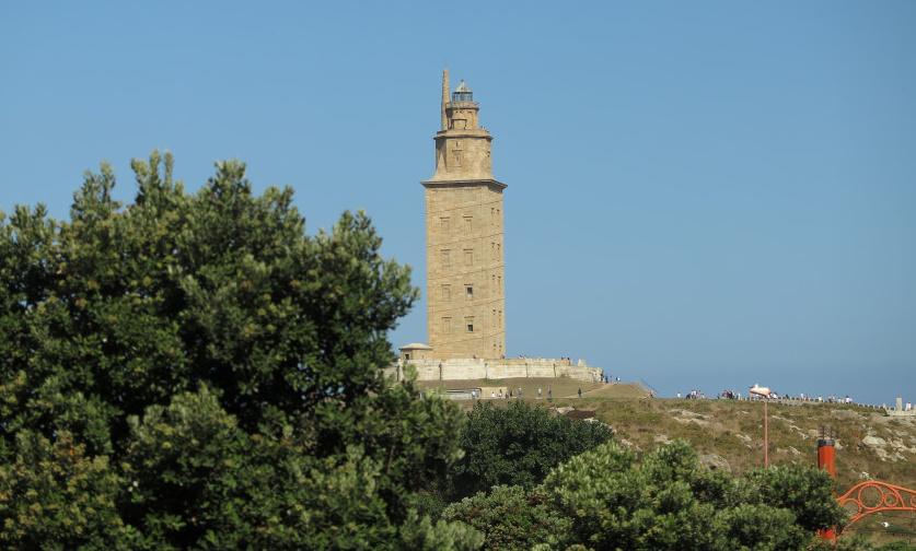 Visitamos la Torre de Hércules, el faro romano más antiguo del Mundo