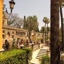 Grutescos del Alcázar de Sevilla