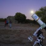 Activicades para peques aficionados a la astronomía