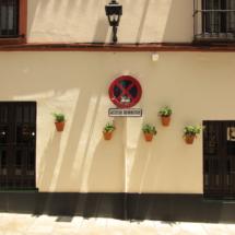 Barrio de Santa Cruz de Sevilla