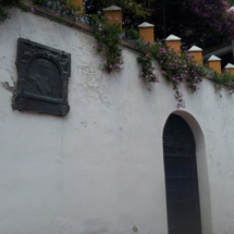 Casa de Washington Irving en Sevilla