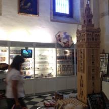 Exposión de la Catedral de Sevilla