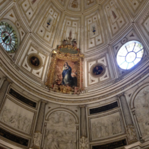 Nave central de la Catedral de Sevilla