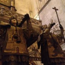 Capilla de la Catedral de Sevilla
