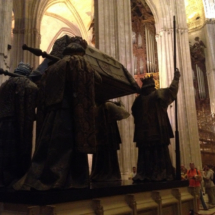Tubma de Cristóbal Colón