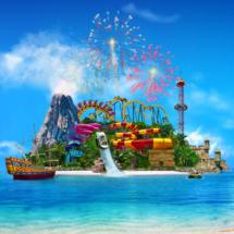 Imagen promocional de Isla Mágica