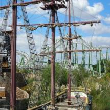 Barco de Isla Mágica