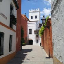 Judería de Sevilla o barrio de Santa Cruz