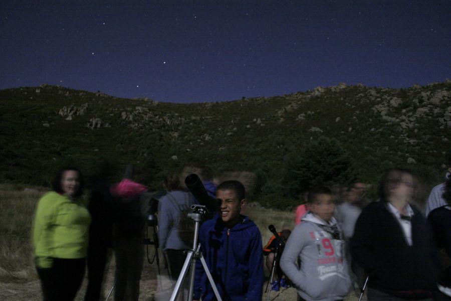 Actividad 'Pequestrellas' de Navalmedio