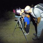 Dónde hacer actividades de astronomía con niños