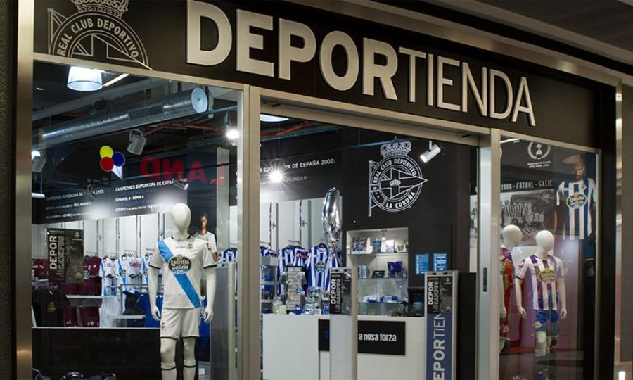 Estadio de Riazor, en La Coruña