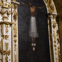 Pintura del convento de las Trinitarias