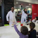 Taller de Ciencia en Mr. Willbe